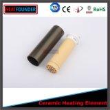 陶磁器の暖房抵抗器