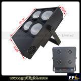 새로운 4 눈 LED 경청자 곁눈 가리개 가벼운 4*100W 2in1 옥수수 속 LED 곁눈 가리개 빛