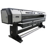 화포와 사진 종이를 위한 2.5m 실내 Eco 용해력이 있는 인쇄 기계