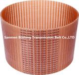 PU сварной ремень привода ГРМ/ Бесконечные ремни привода ГРМ с универсальным шарниром +ПАС PAR верхний слой