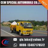 Dongfeng 4X2 fecal succión camión de aguas residuales con bomba de vacío Italia Small 5000L Sewel Jetting camión cisterna de agua