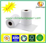 Оптовая торговля тепловой рулонов бумаги 80х80 термобумаги рулон POS термоусадочную упаковку Китая