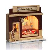 Newest Fashion jouet en bois Maison de poupée