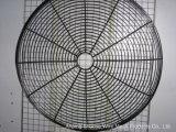 Ventilador Industrial de la cubierta metálica soldada Guardamanos ventilador