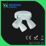 Luz del punto de SMD LED en blanco pintado