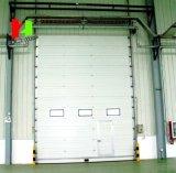 Rouleau d'aluminium industriel porte d'obturation rouleau haute vitesse vers le haut (Hz-FC0221)