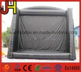 耐久PVCプロジェクタースクリーンの屋外の膨脹可能な広告の映画スクリーン