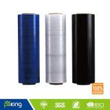 Пленка простирания PE обруча упаковки паллета пластичная на крене