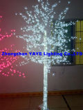 Yaye 18 Ce / RoHS / 2 anos de garantia ABS Outdoor LED Tree Light / LED Árvore de Natal Light / Pink LED Lights da árvore