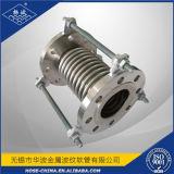 Tuyau de soufflet en métal universel en acier inoxydable 304 / 316L