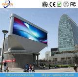 Haute définition P10 Fullcolor affichage extérieur publicitaire LED