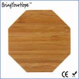 De houten Draadloze Lader van het Bamboe voor Mobiel (xh-Pb-141)