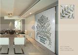 中国様式のシェルのモザイク模様