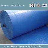 Encerado revestido PVC desobstruído transparente de encerado do PVC para a tampa do caminhão
