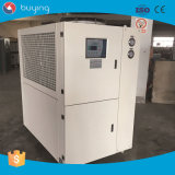 Tube Heat Exchanger Air Cooled Industrial Water Chiller