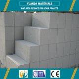 Panneau résistant aux chocs concret de panneau de mur d'Alc de mousse d'isolation thermique