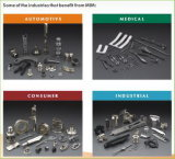 OEMの複合体およびガラスのAccesorisの企業で使用される精密金属のハードウェア