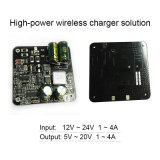 High-Power Intelligent Home Appliances Wireless Charger Solution PCBA