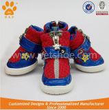 Le Pet des chaussures pour chien de petite race de porter des chaussures Paw protecteurs