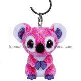 Het leuke Stuk speelgoed van Keychain van de Koala van de Pluche van de Douane van de Panda van de Pluche voor Bevordering