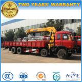 Кран 15 t телескопичный 20 метров тележки грузовика с краном