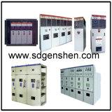 Kastenähnliche Wechselstrom-beiliegende Metallhochspannungsschaltanlage/Netzverteilungs-Schaltanlage
