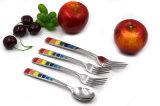 Progetto professionale della cucina della coltelleria dell'acciaio inossidabile del ristorante