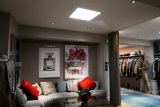 595x595 ENEC CB 36W T-Bar lumière LED pour panneau encastré