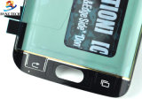 Samsung S6の端G925 G925fの表示画面アセンブリのための卸し売り携帯電話LCD