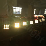 9X10W LED RGBW Mini matrice de déplacer la tête éclairage de scène.