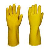 Нов естественные перчатки домочадца латекса для перчаток латекса чистки/домочадца дома/резины домочадца