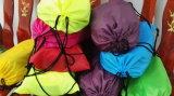 Fainéant gonflable d'air, bâti de sofa paresseux campant de divan de sac de sommeil, Portable de lieu de visites (J4)