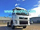 Carro del alimentador del precio bajo 380HP 6X4 FAW CNG/LNG