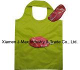 Sacchetto di acquisto pieghevole, stile del pane dell'alimento, riutilizzabile, promozione, sacchetti di Tote, sacchetti di drogheria, regali, peso leggero, accessori & decorazione