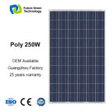 Comitato solare di PV del modulo solare del campione 250W della fabbrica