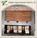 Contrachapado de madera dura para la base del piso