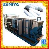 Industrieller Eis-Block, der Maschine für Eis-Pflanze herstellt