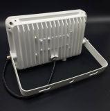 Lâmpada ao ar livre elevada do projector 50W do diodo emissor de luz do brilho
