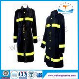 Vestito a prova di fuoco marino di lotta antincendio dell'attrezzatura antincendio