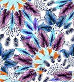Stampa Asq-062 di Digitahi del tessuto dello Swimwear di modo