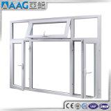 Fábrica de aluminio de buena calidad personalizada Casement Window