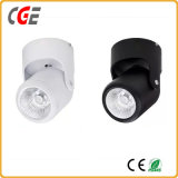 Style de conception ont conduit la voie pour les magasins de lumière LED lumière vers le bas par28/PAR30 voie lumière à LED