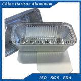 Aluminium-/Aluminiumfolie-Nahrungsmittelbehälter für das Einfrieren