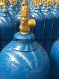 Qf-2D 40L de cilindros de gás de aço sem costura