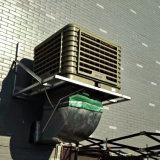 Refroidisseur d'air industriel évaporatif monté par toit axial du Bangladesh