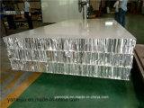 Leichte feuerfeste Aluminiumbienenwabecleanroom-Partition-Panels