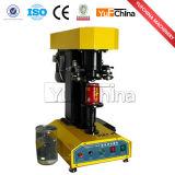 Máquina semiautomática del sellador de la poder de estaño para la venta