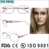 Mais novo quadro de óculos de mulher Titaniun bonito