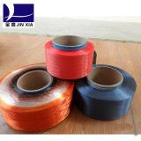 Droga de los hilados de polyester del filamento de FDY 60d/36f teñida