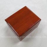 Commercio all'ingrosso di legno di lusso del contenitore di regalo dell'imballaggio della vigilanza